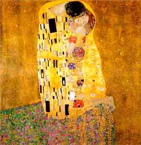 Collage de Klimt